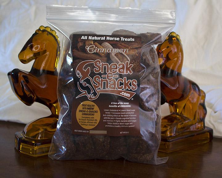 Sneak-e-Snacks Cinnamon All Natural Treats