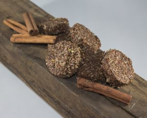 Sneak-e-Snacks Cinnamon RAW Medicine Delivery Treats