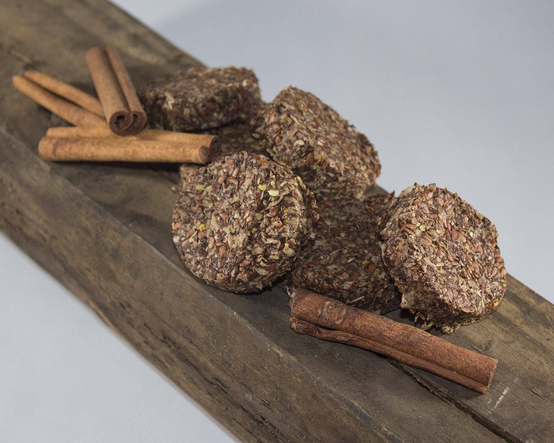 Sneak-e-Snacks Cinnamon RAW Medicine Delivery Treats